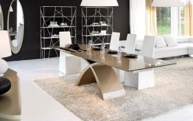 Arredamento e design progettazione arredamento impiantistica home staging - Sale da pranzo moderne ...